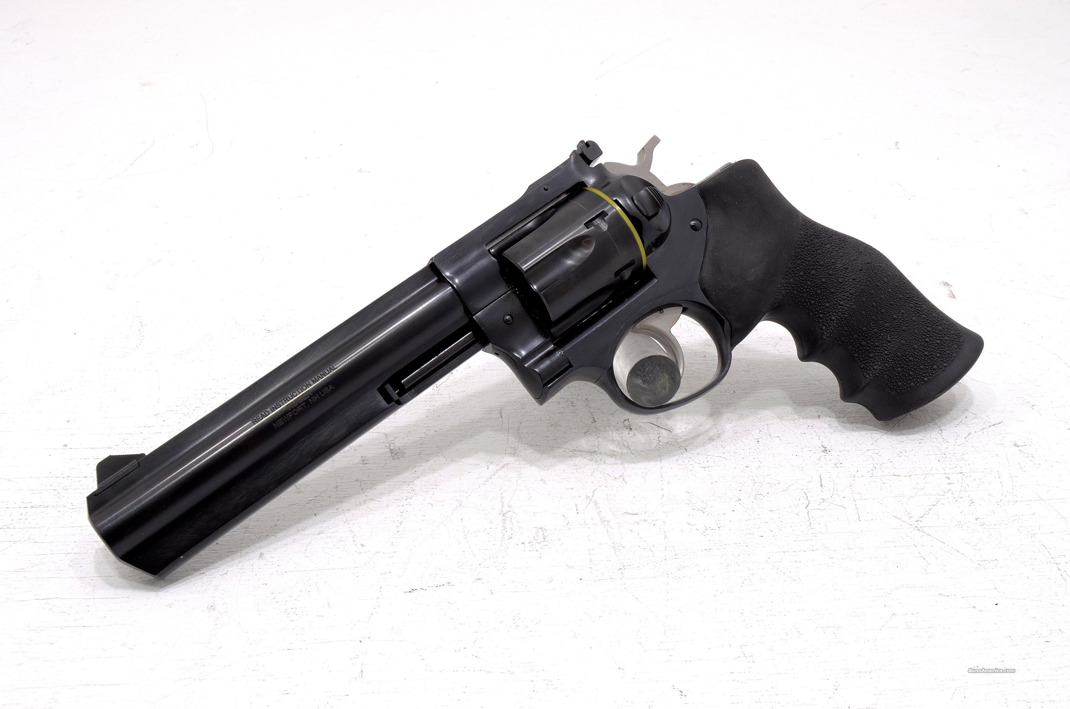 NEW! RUGER GP100 .357mag  Guns > Pistols > Ruger Double Action Revolver > Security Six Type
