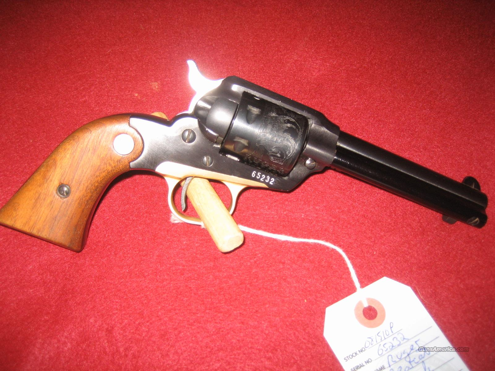 RUGER BEARCAT 22  Guns > Pistols > Ruger Single Action Revolvers > Single Six Type