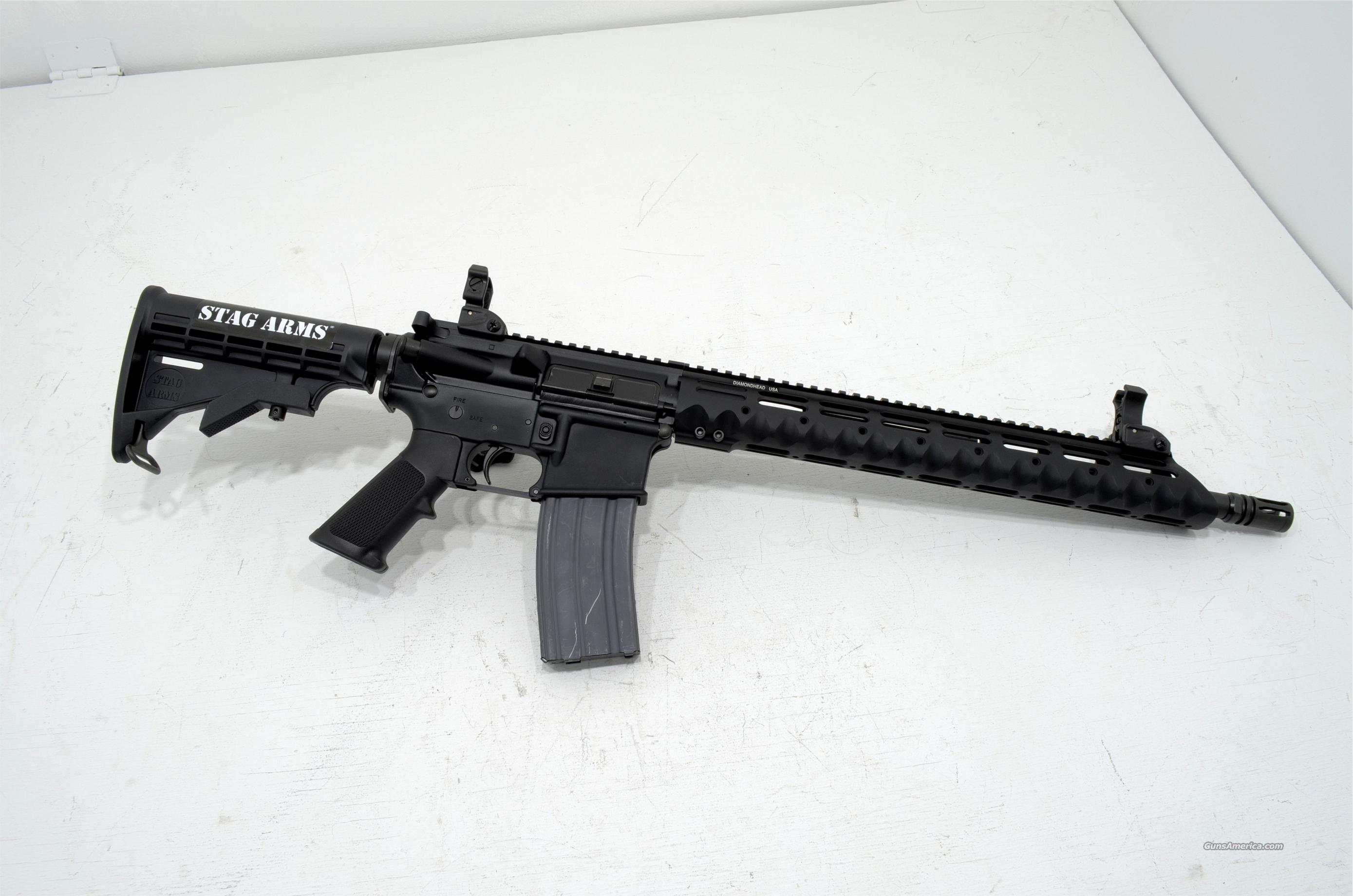 NEW STAG ARMS M3T .223/5.56mm   Guns > Rifles > Stag Arms > Complete Rifles