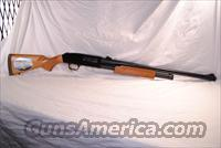 NEW! MOSSBERG 500 with SLUG BARREL  Guns > Shotguns > Mossberg Shotguns > Pump > Sporting