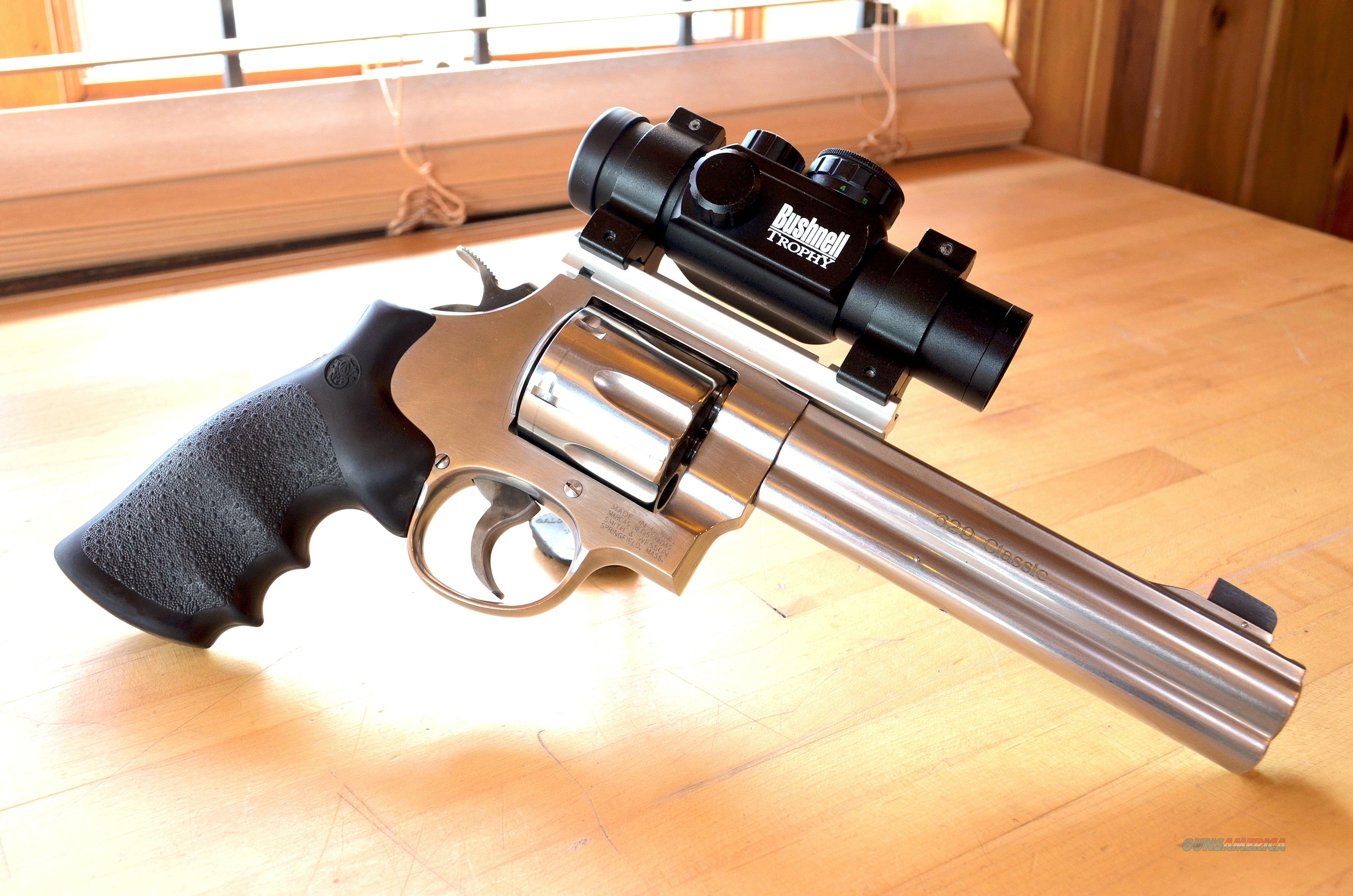 USED Smith & Wesson 629-6 Classic Ported .44mag  Guns > Pistols > Smith & Wesson Revolvers > Model 629