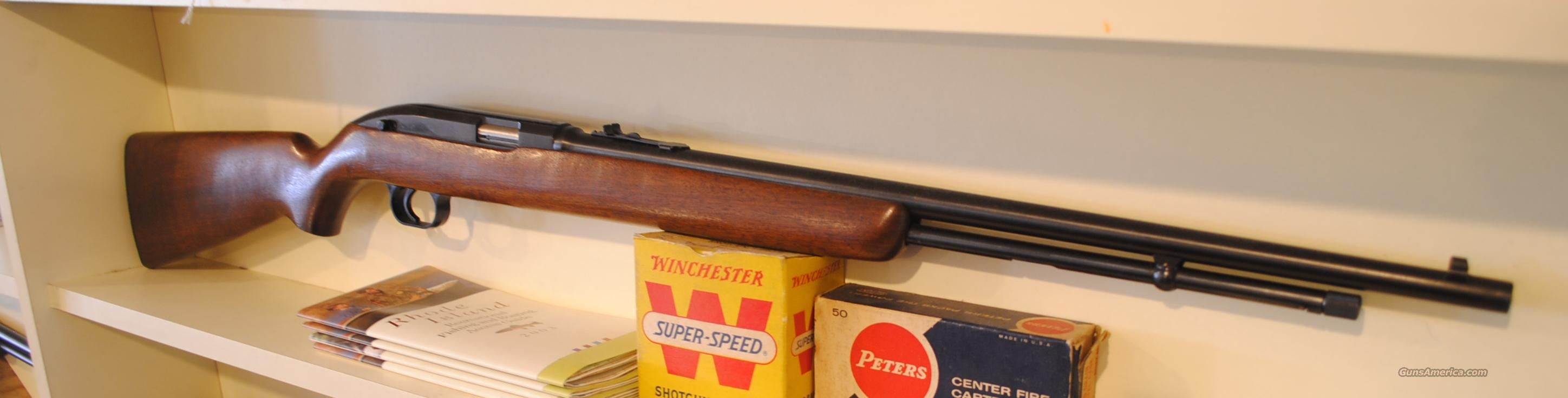 Winchester 77  Guns > Rifles > Winchester Rifles - Modern Bolt/Auto/Single > Autoloaders