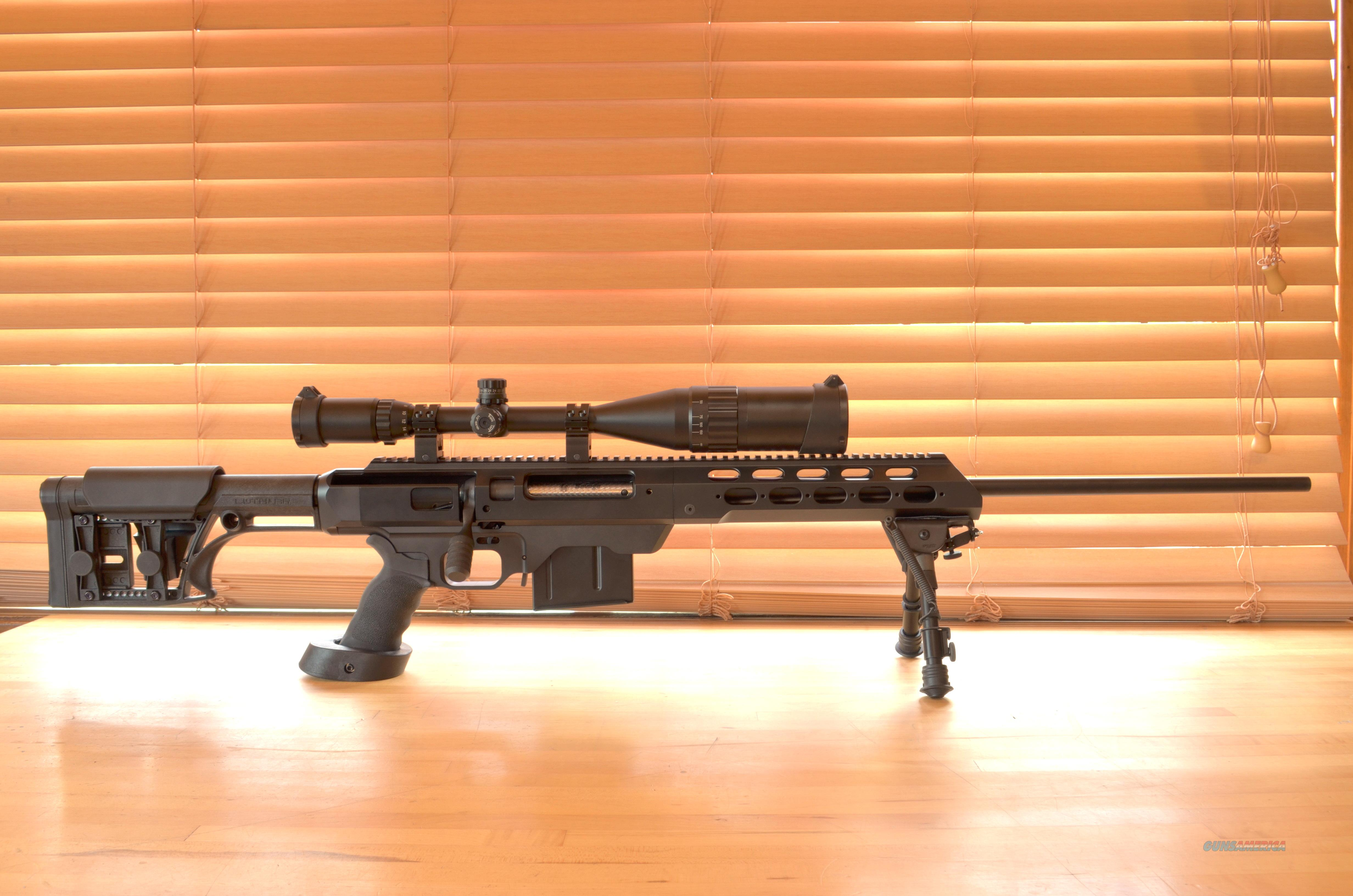 USED Savage 111 .300 Win Mag Tac 21  Guns > Rifles > Savage Rifles > 11/111