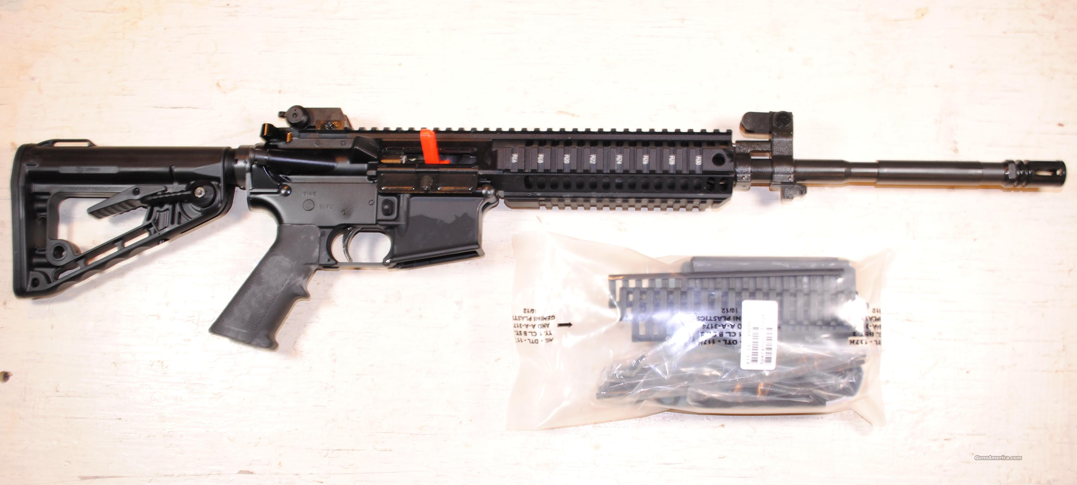NEW! COLT LE6940 CARBINE  Guns > Rifles > Colt Military/Tactical Rifles