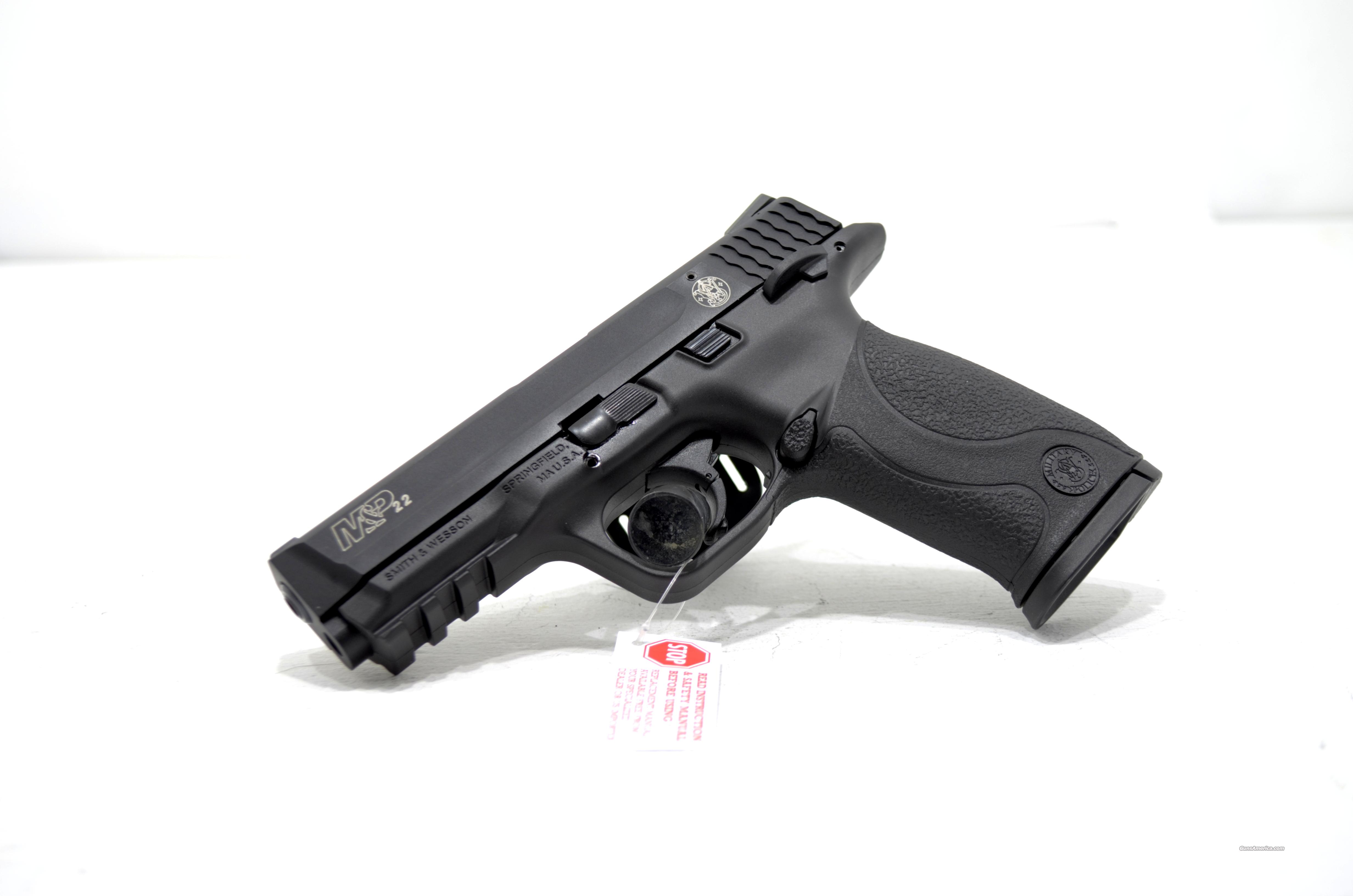 NEW SMITH & WESSON M&P22 .22lr FREE SHIPPING!  Guns > Pistols > Smith & Wesson Pistols - Autos > .22 Autos