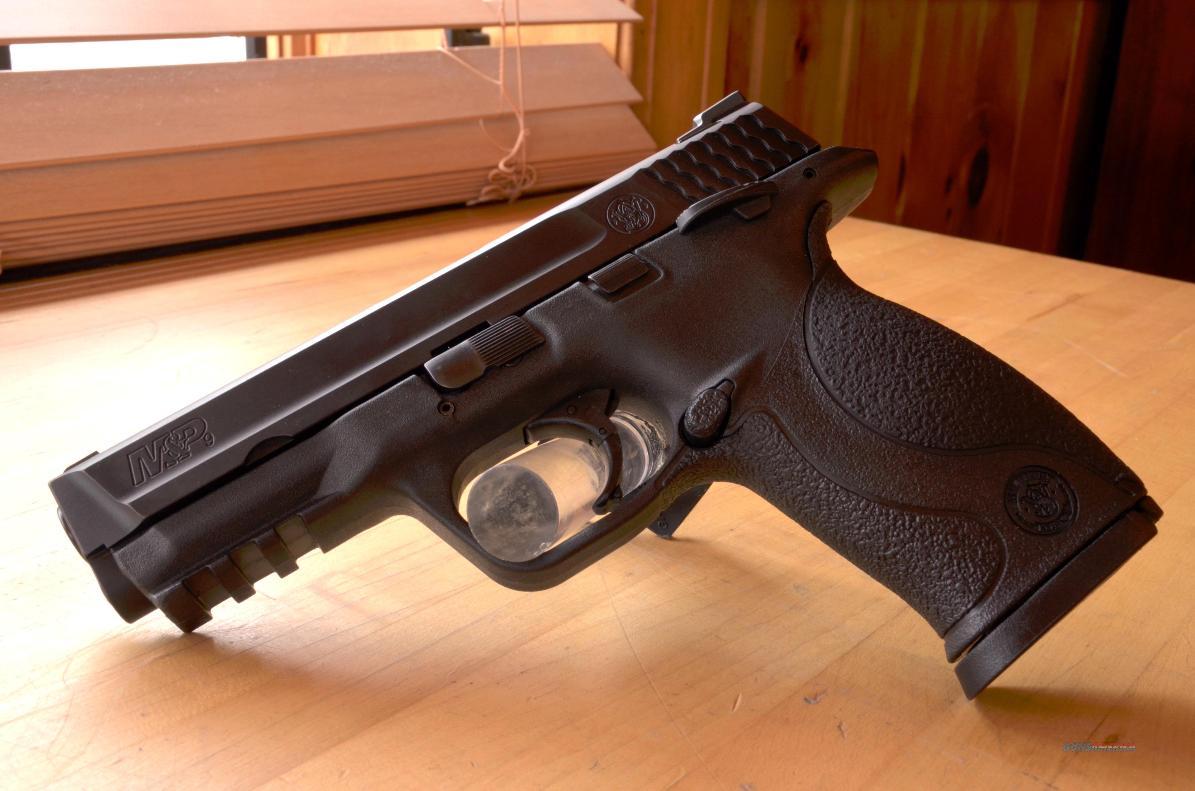 USED Smith & Wesson M&P9 9mm  Guns > Pistols > Smith & Wesson Pistols - Autos > Polymer Frame