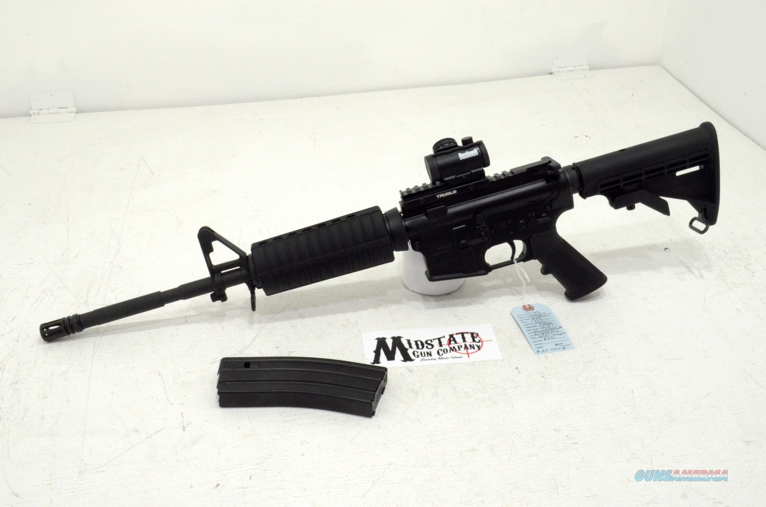 Windham Weaponry MPC .223/5.56 rifle  Guns > Rifles > Windham Weaponry Rifles