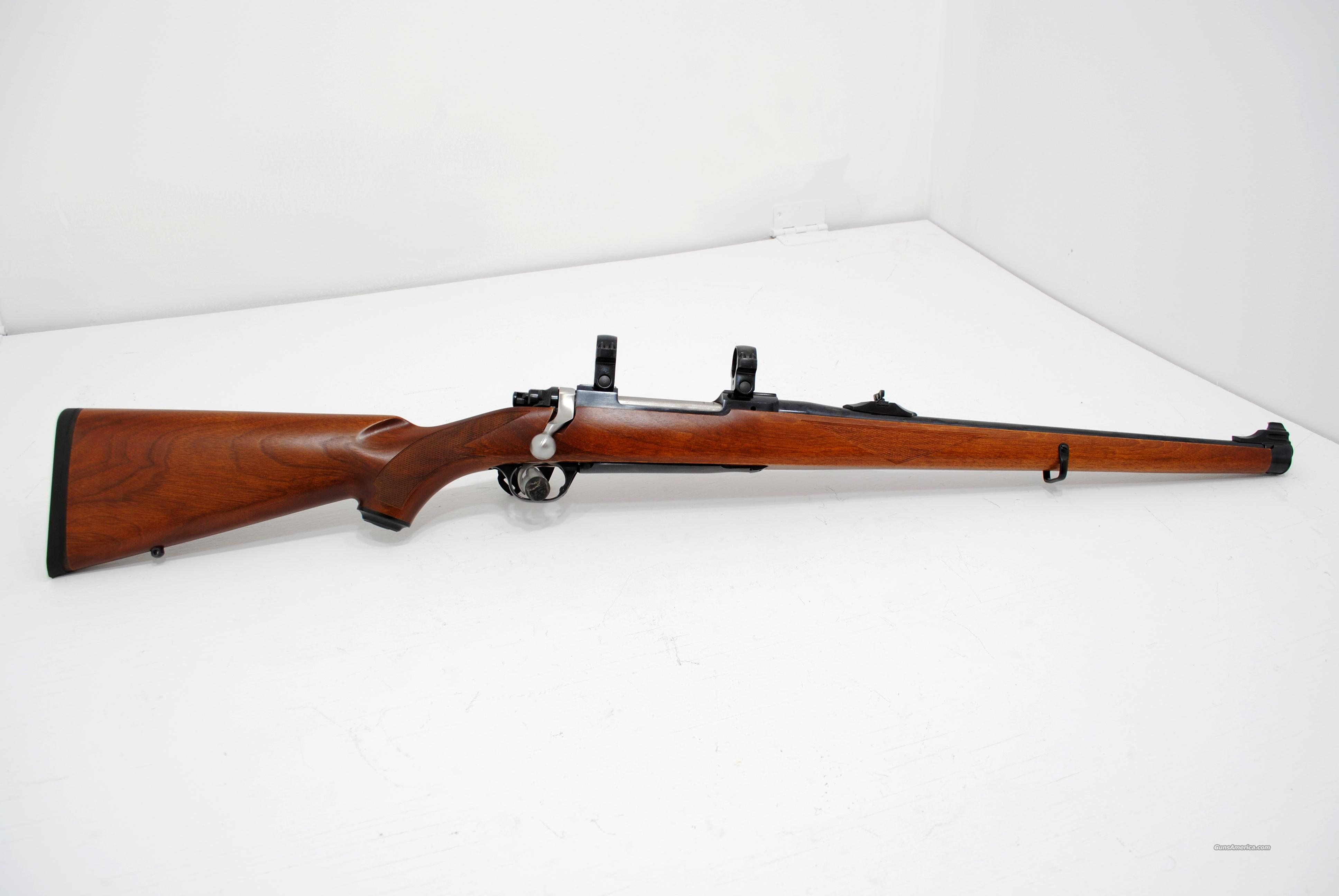 USED RUGER M77 MKII RS1 .30-06  Guns > Rifles > Ruger Rifles > Model 77