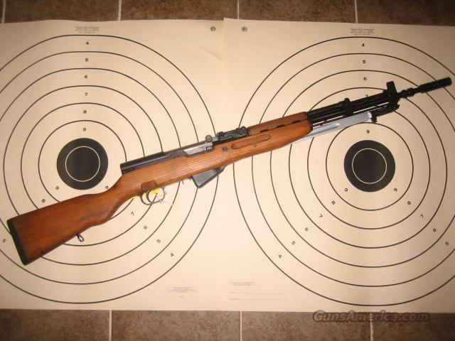 SKS-ZASTAVA FRY  Guns > Rifles > SKS Rifles