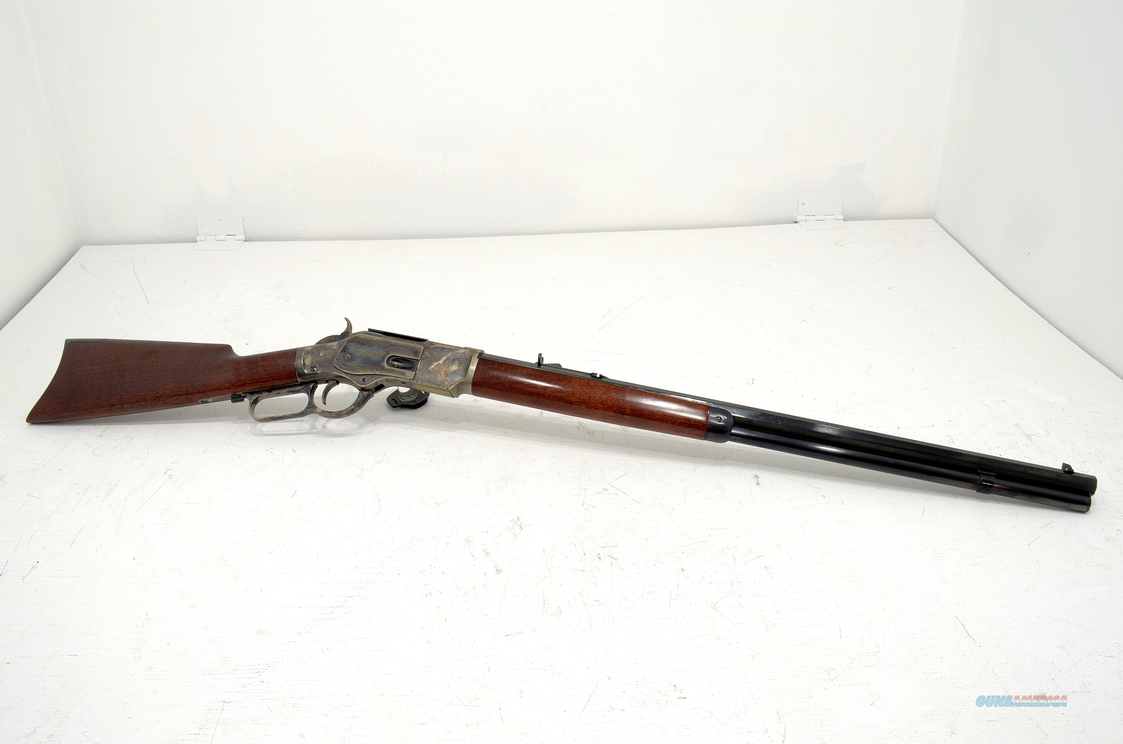 UBERTI SPORTING RIFLE .44-40  Guns > Rifles > Uberti Rifles > Lever Action