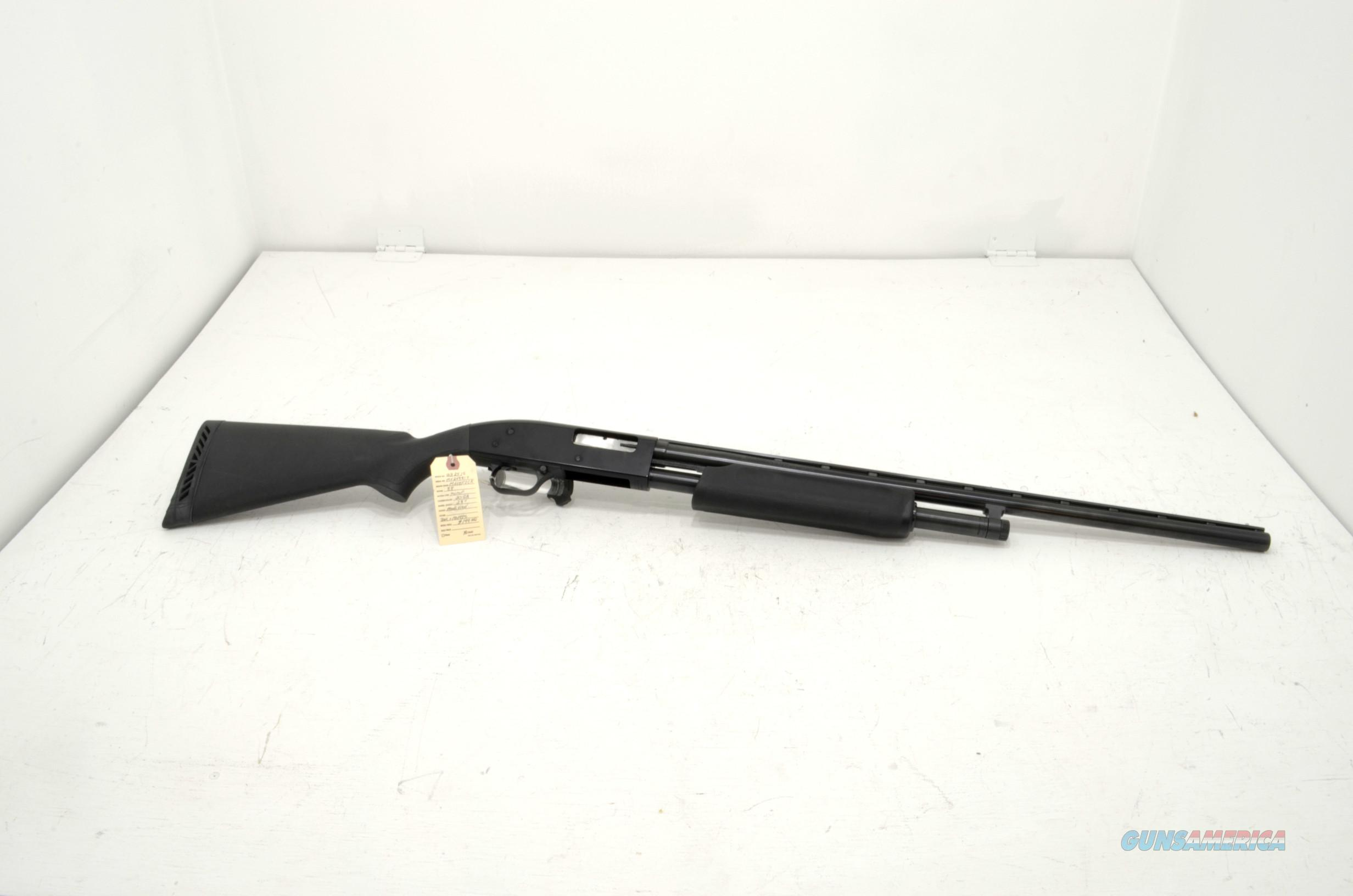 "Maverick 88 20ga pump shotgun 28"" barrel  Guns > Shotguns > Maverick Shotguns"