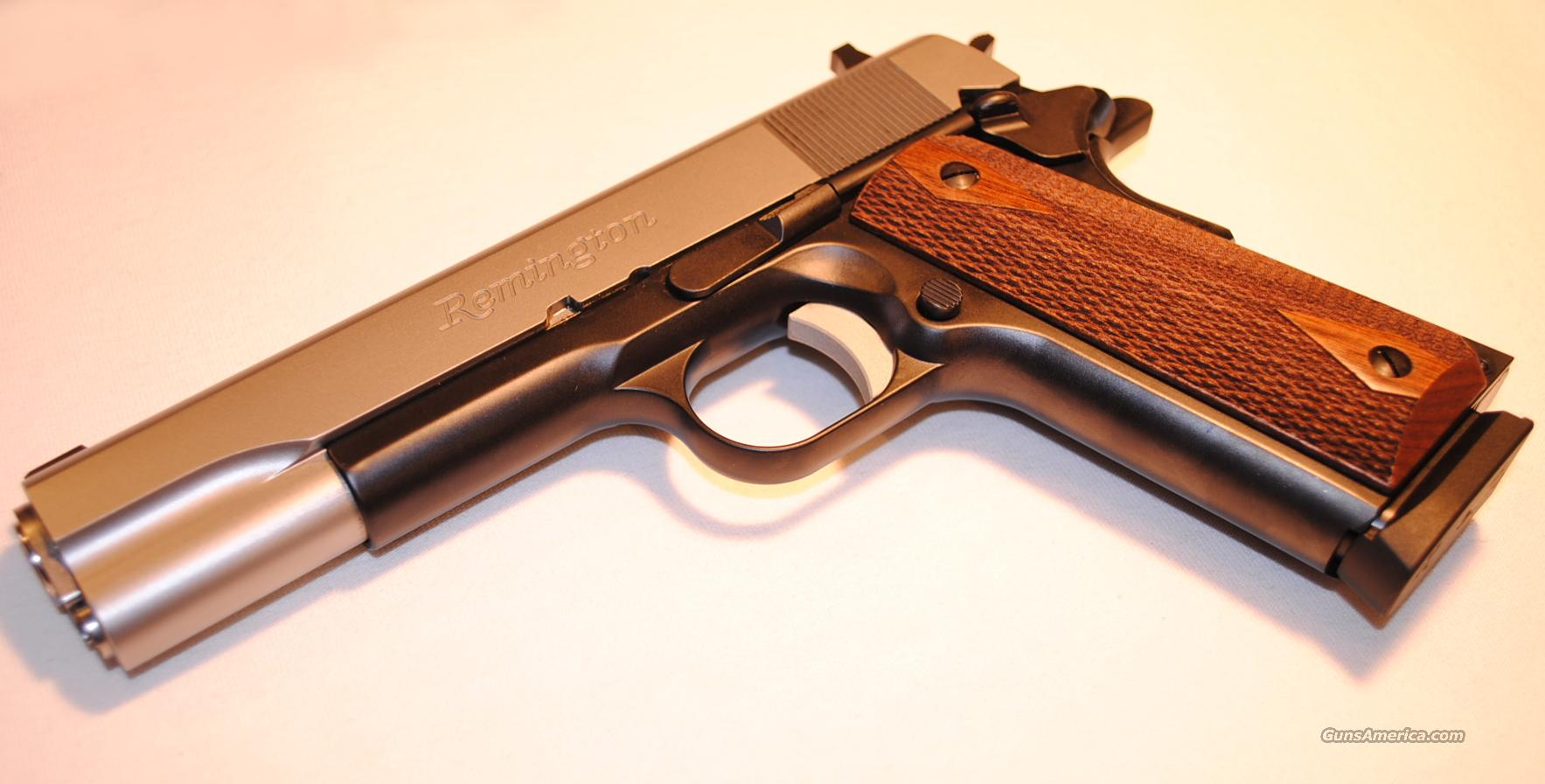 REMINGTON 1911 R1S  Guns > Pistols > Remington Pistols - Modern