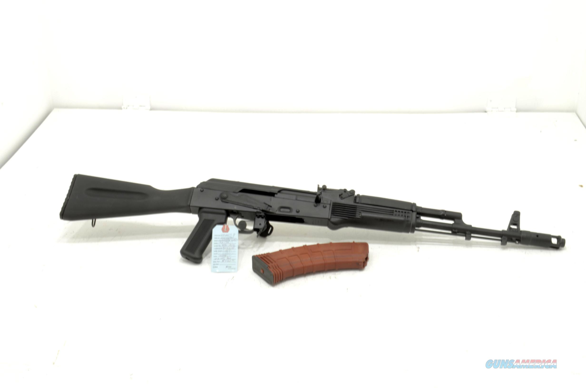 "Waffen Works AK-74  5.45x39 16"" barrel  Guns > Rifles > AK-47 Rifles (and copies) > Full Stock"