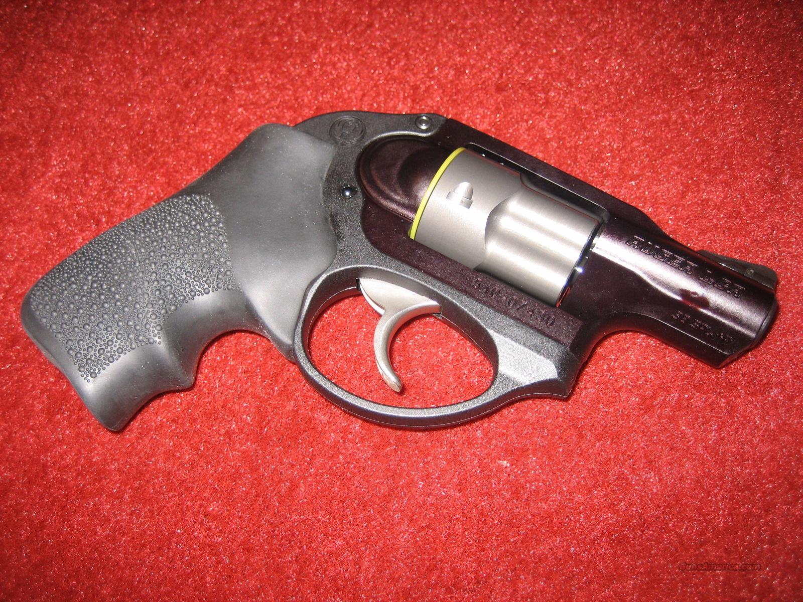 RUGER LCR 38+P  Guns > Pistols > Ruger Double Action Revolver > SP101 Type