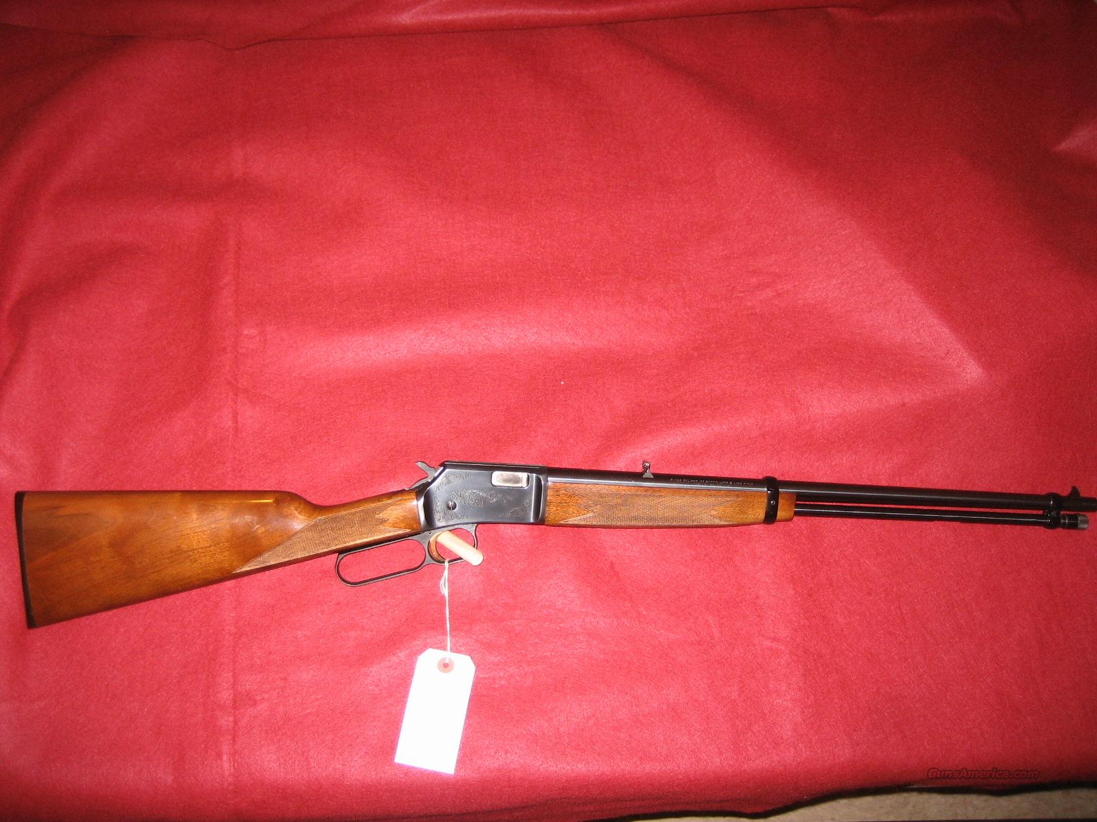 Browning BL-22 rifle  Guns > Rifles > Browning Rifles > Lever Action