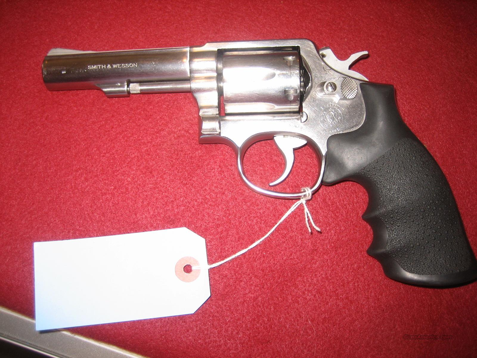 SMITH & WESSON 65-3 357mag  Guns > Pistols > Smith & Wesson Revolvers > Full Frame Revolver