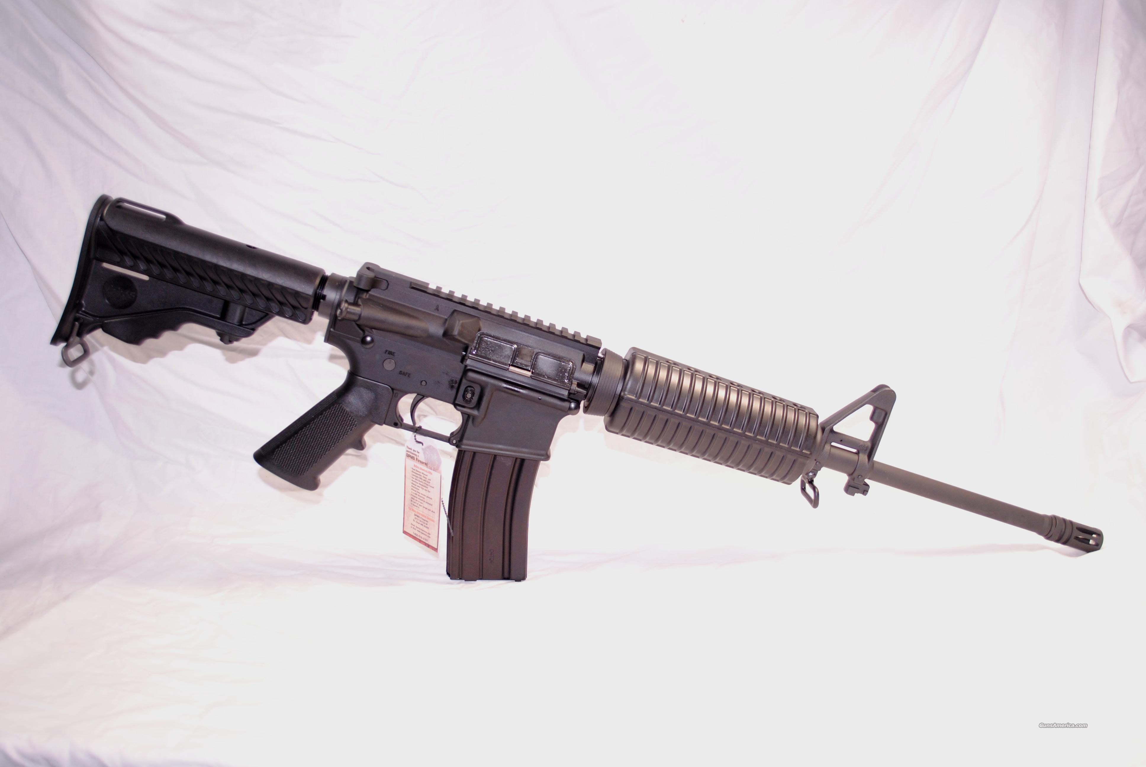 NEW! DPMS A-15 AR15  Guns > Rifles > DPMS - Panther Arms > Complete Rifle