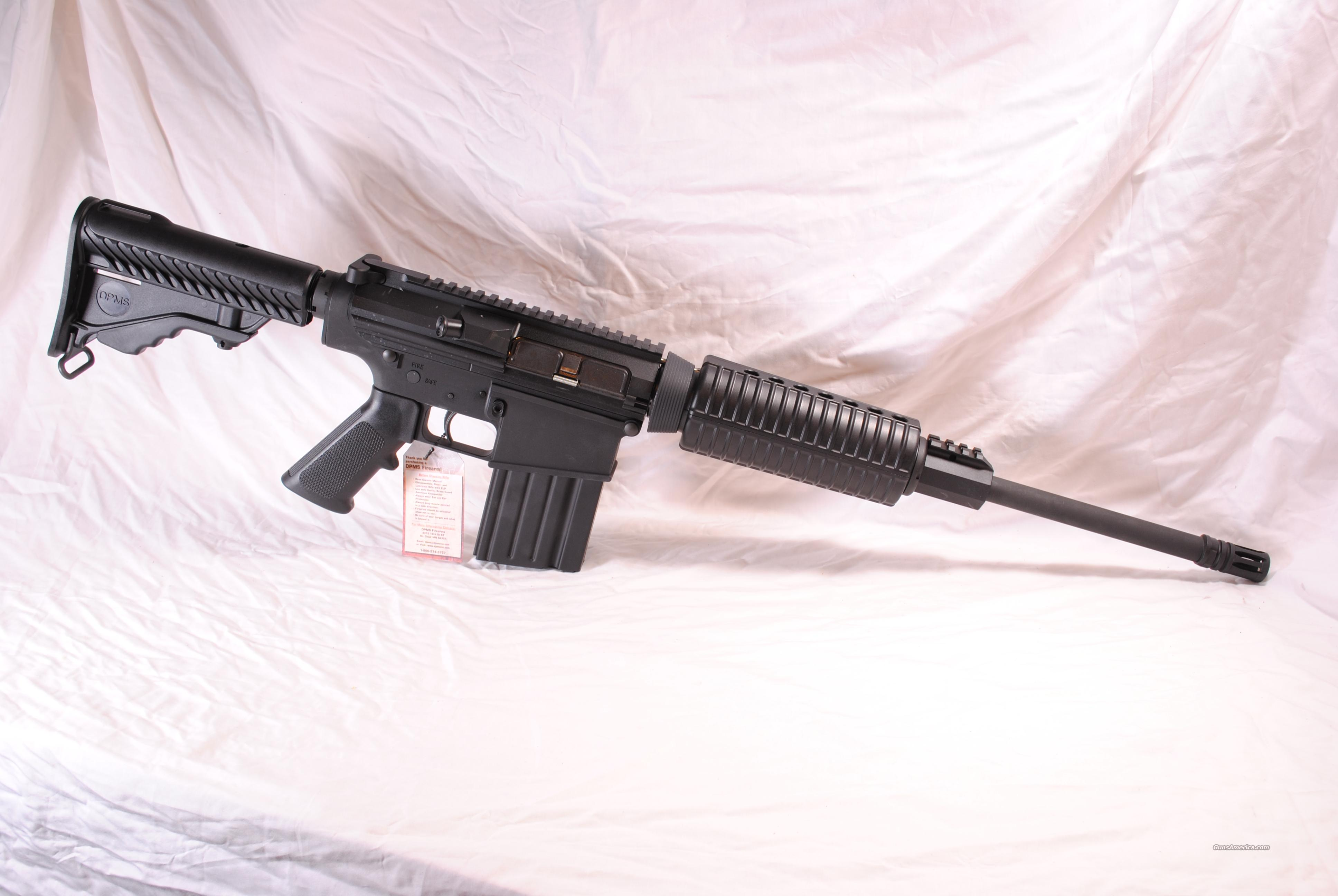 NEW! DPMS ORACLE AR-10 .308  Guns > Rifles > DPMS - Panther Arms > Complete Rifle