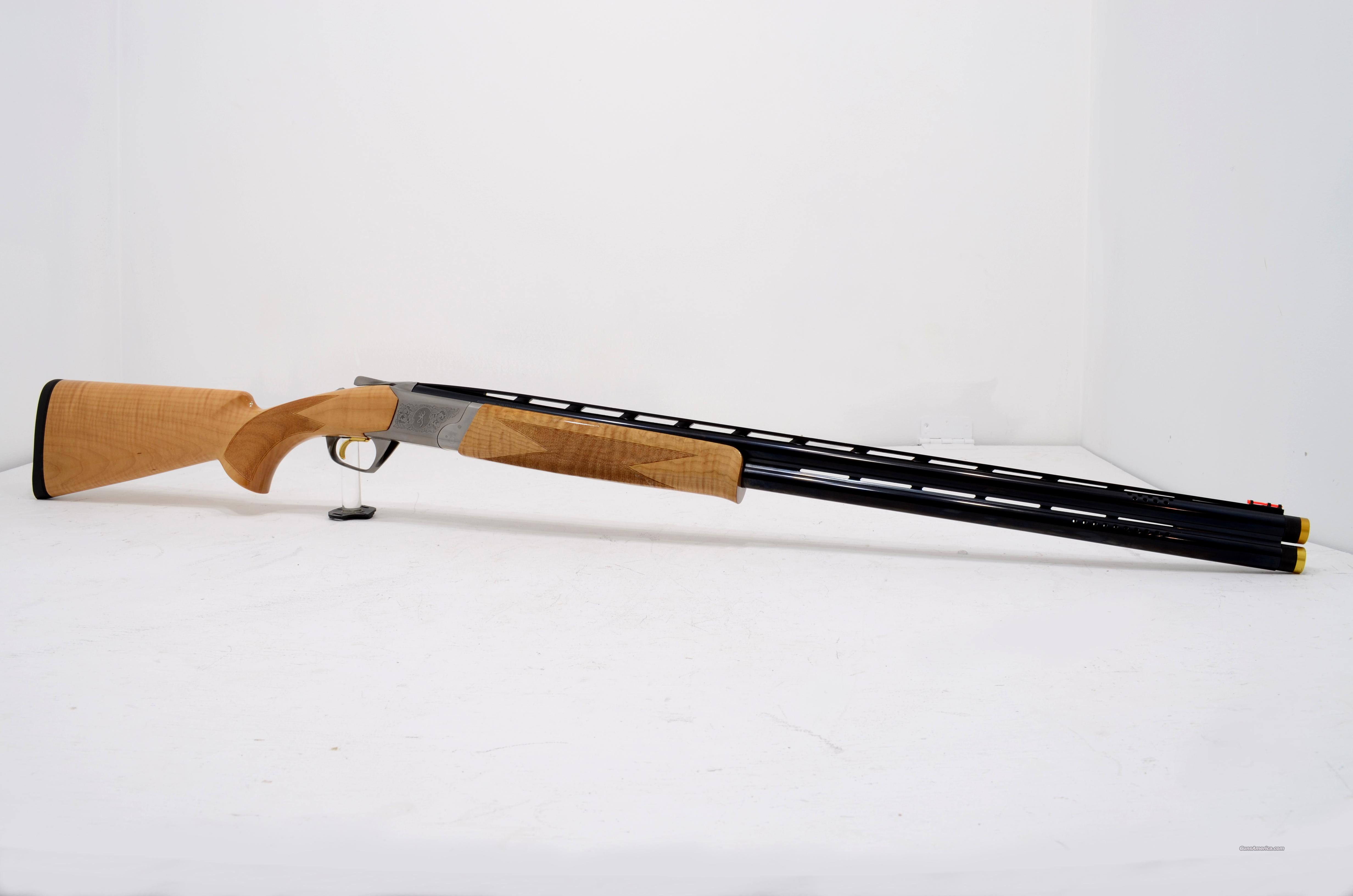 USED BROWNING CYNERGY SPORTING CLASSIC 12ga  Guns > Shotguns > Browning Shotguns > Over Unders > Cynergy > Trap/Skeet