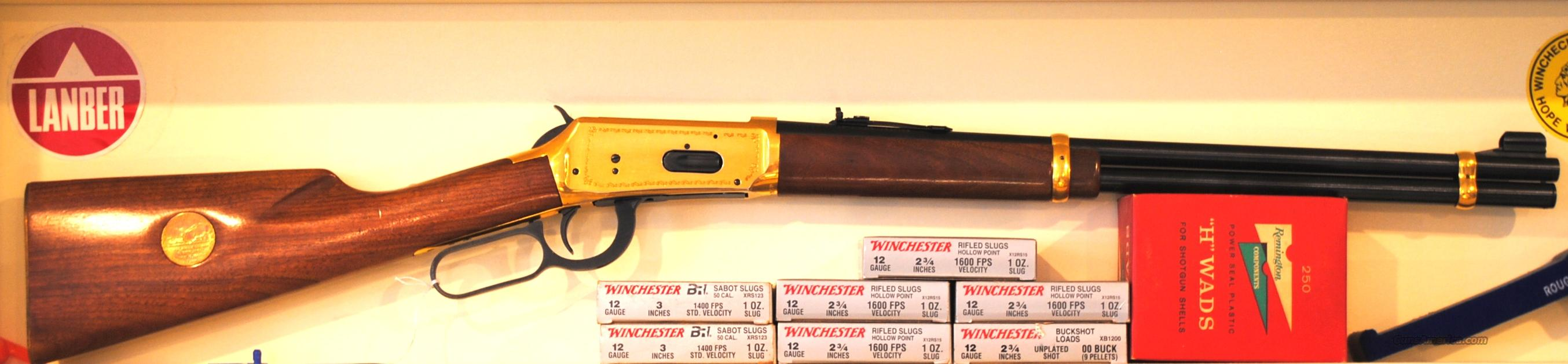 WINCHESTER 94 RR Commemorative   Guns > Rifles > Winchester Rifles - Modern Lever > Model 94 > Post-64