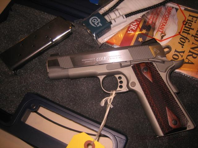 COLT 1911 Commander LIGHT WEIGHT   Guns > Pistols > Colt Automatic Pistols (1911 & Var)