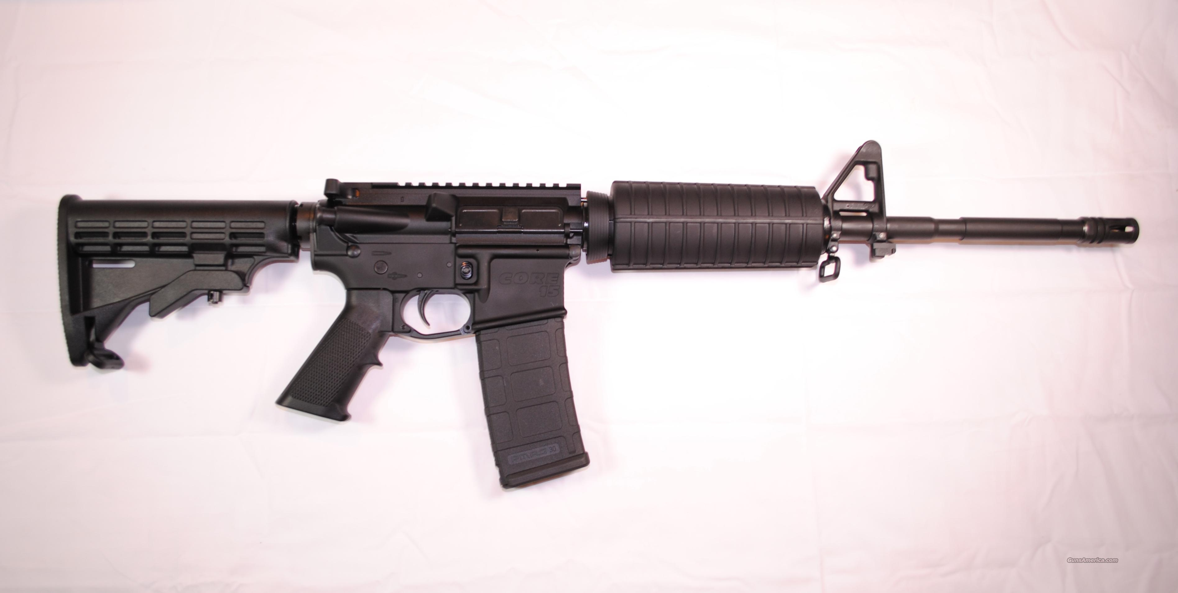 CORE 15 AR-15 M4  Guns > Rifles > AR-15 Rifles - Small Manufacturers > Complete Rifle