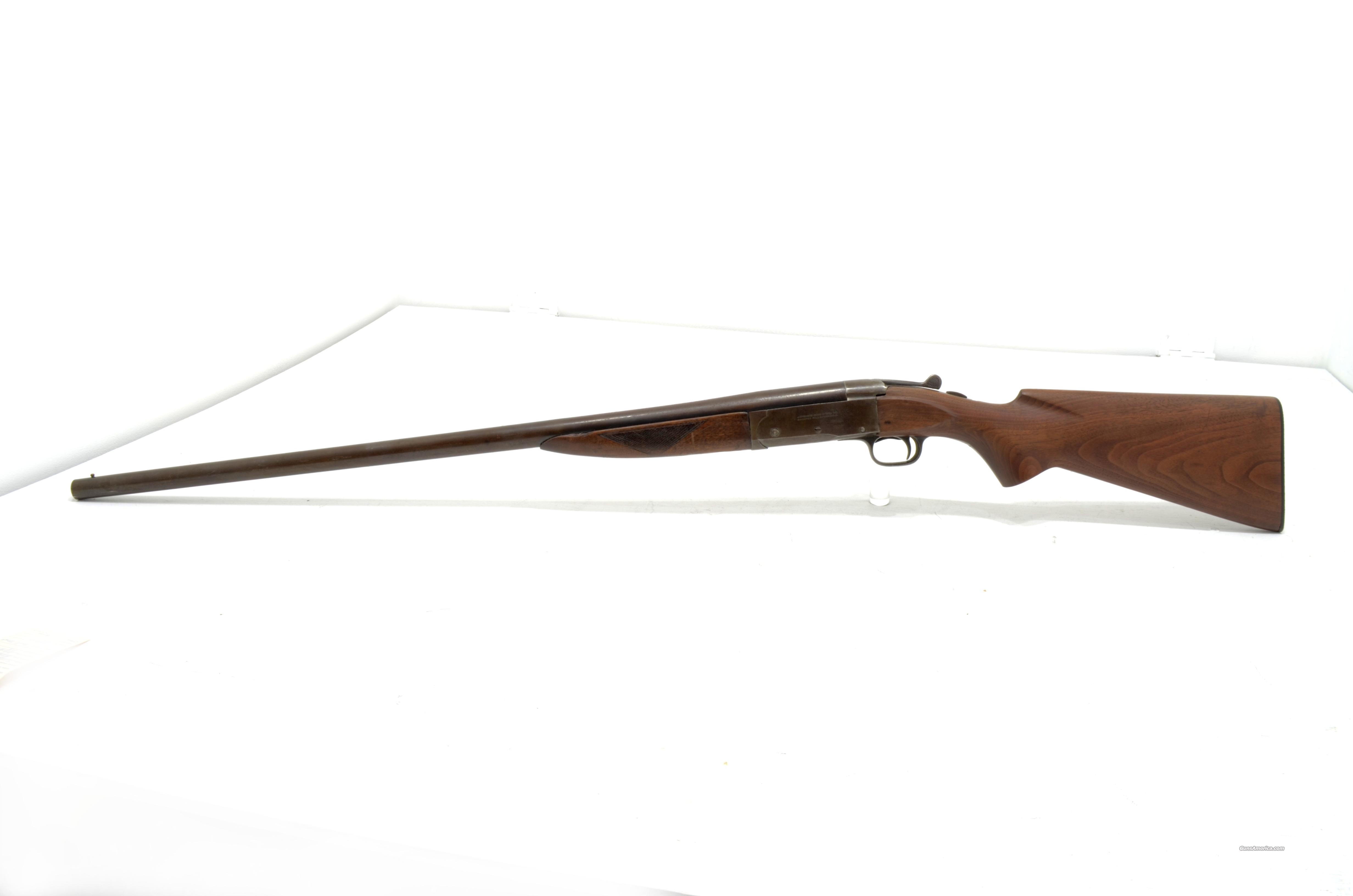 STEVENS SINGLE SHOT 20ga  Guns > Shotguns > Stevens Shotguns