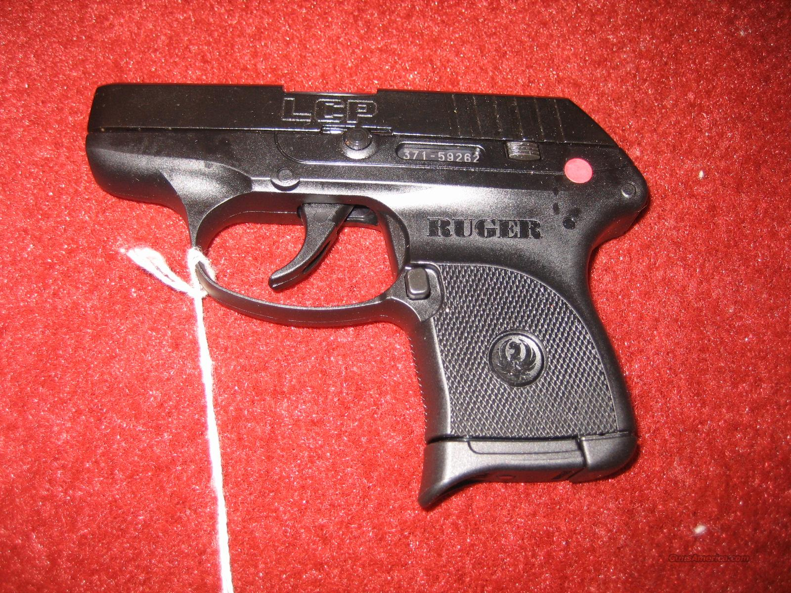 NEW RUGER LCP 380  Guns > Pistols > Ruger Semi-Auto Pistols > LCP