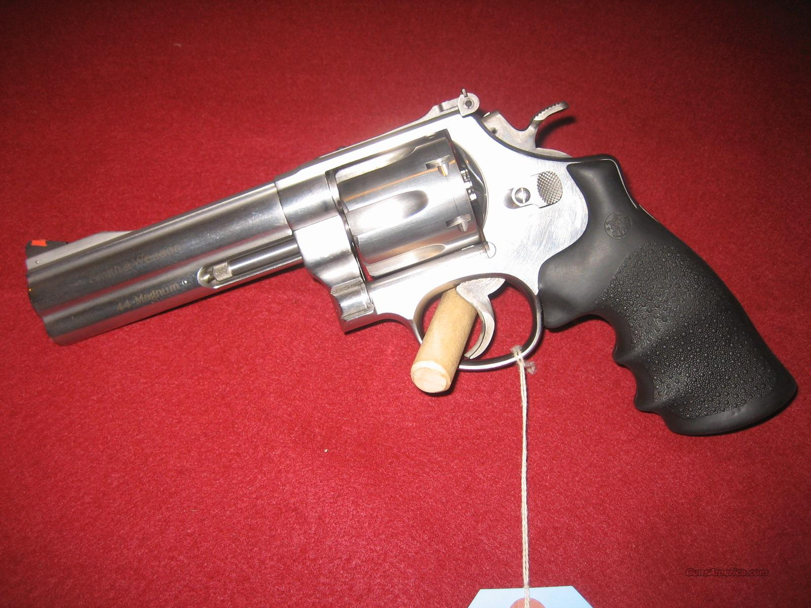 SMITH & WESSON 629  Guns > Pistols > Smith & Wesson Revolvers > Model 629