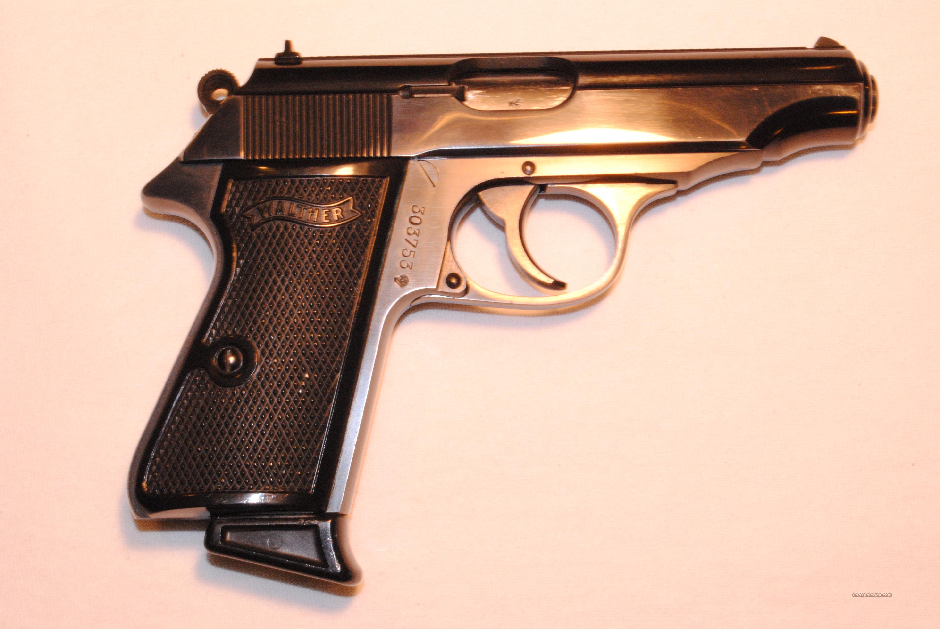 WALTHER PP  Guns > Pistols > Walther Pistols > Post WWII > PPK Series