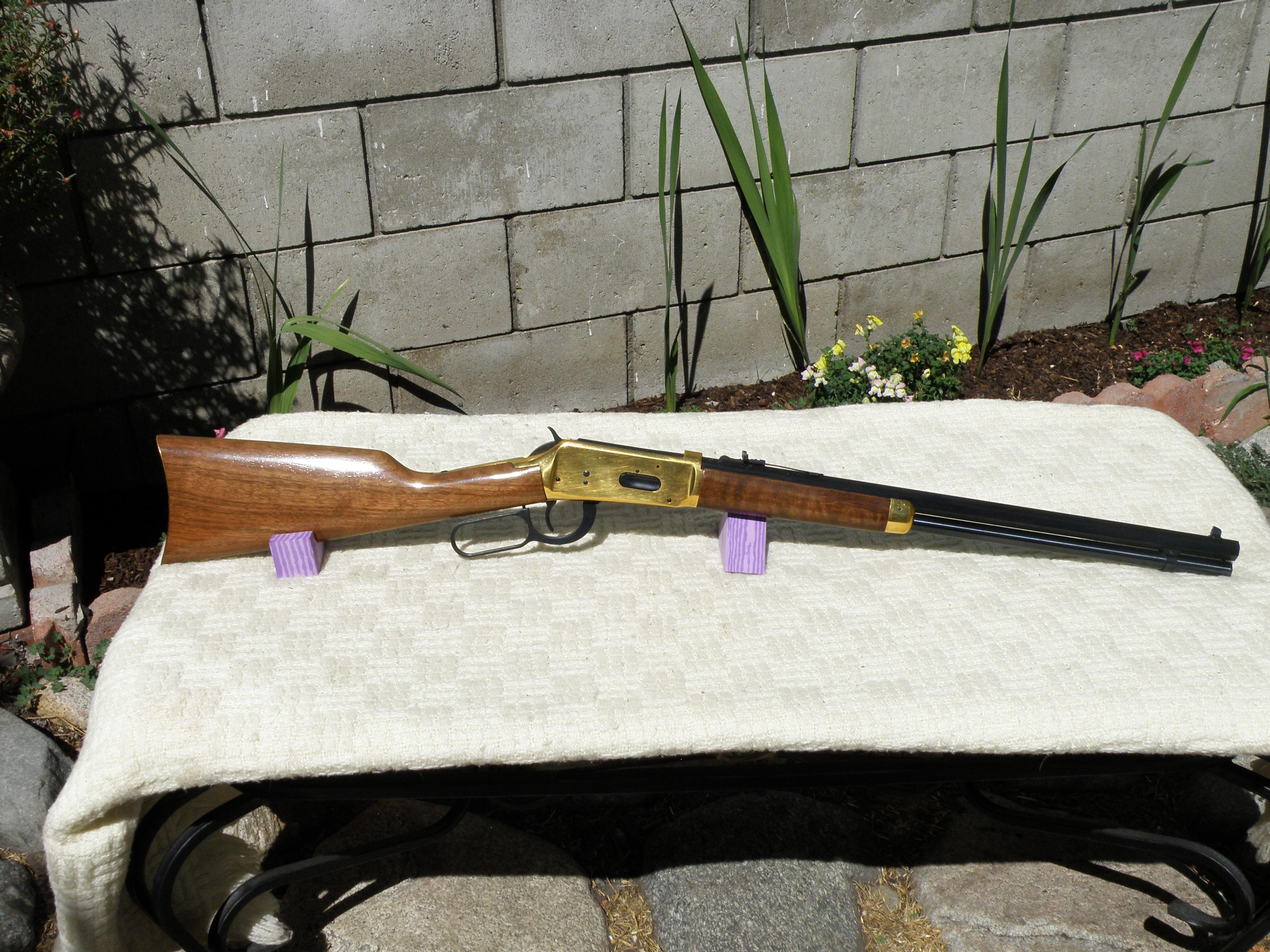 1966 Model 94 Centennial 66 Commemorative  Guns > Rifles > Winchester Rifle Commemoratives