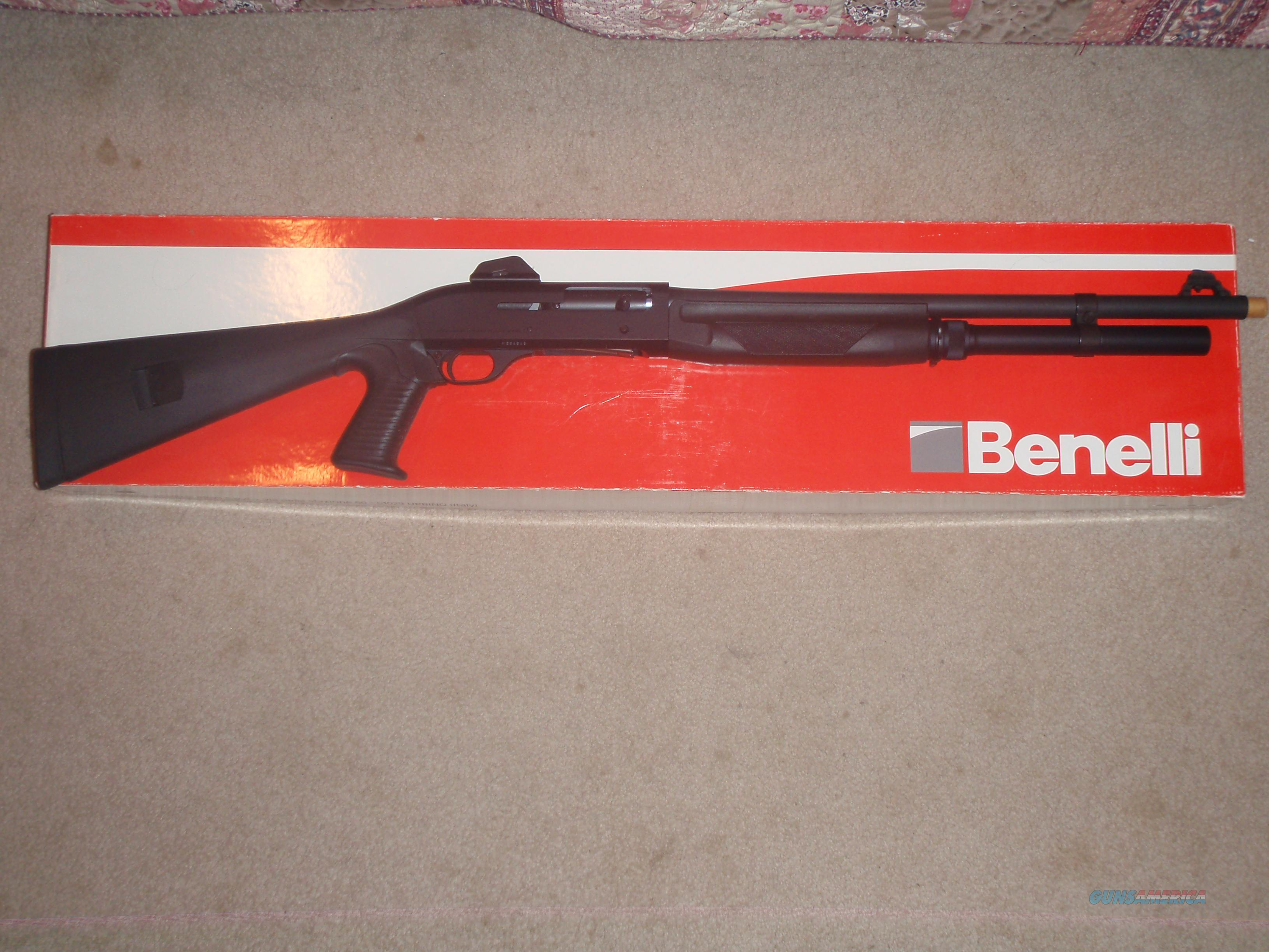 HECKLER & KOCH  Imported  BENELLI  M1  SUPER 90 ****New-In-Box**** FREE SHIPPING!  Guns > Shotguns > Benelli Shotguns > Tactical
