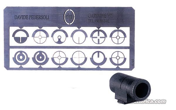 Pedersoli Globe Front Sight  Non-Guns > Iron/Metal/Peep Sights