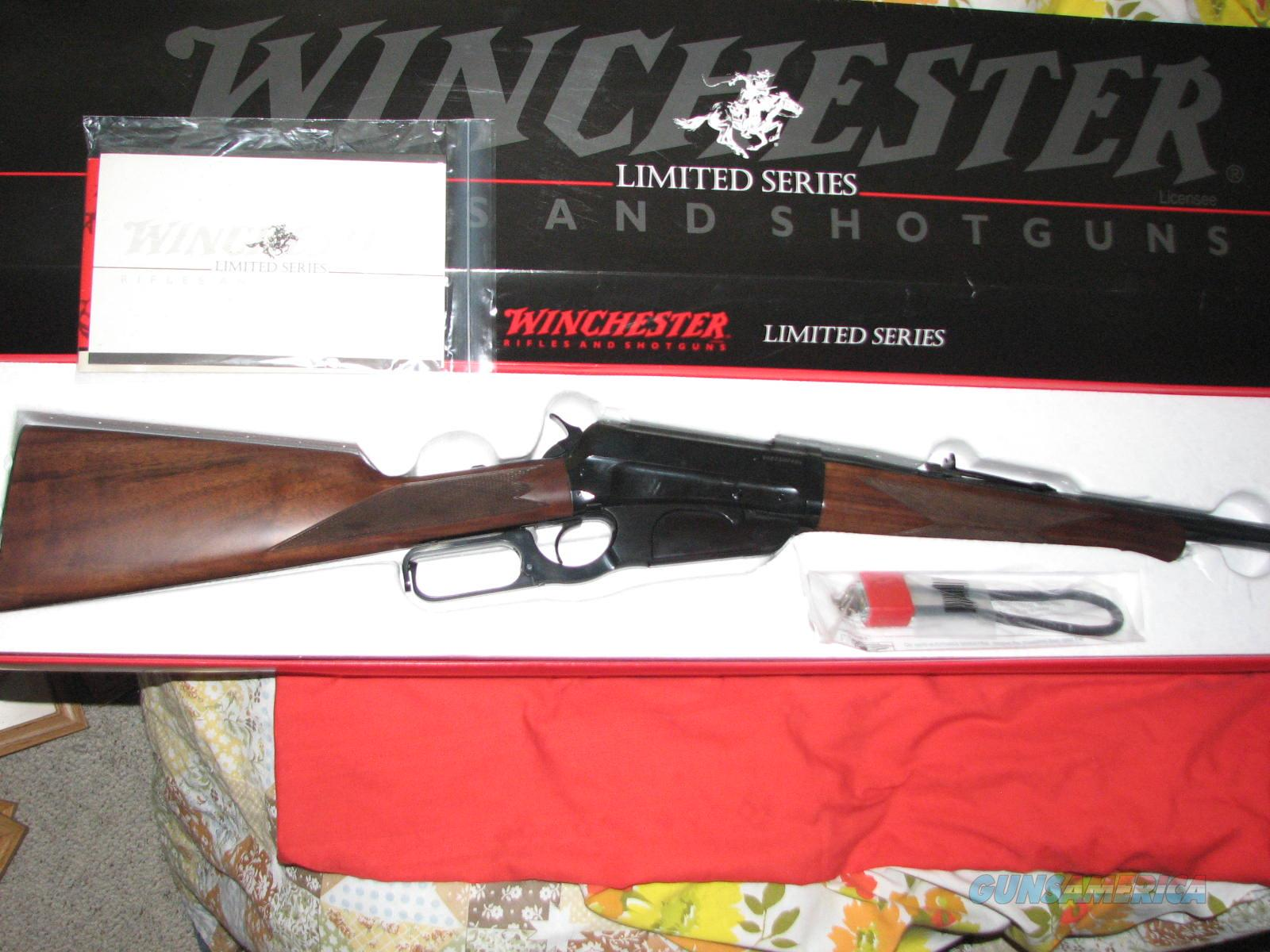 Winchester 1895 Limited Series  Guns > Rifles > Winchester Rifles - Modern Lever > Other Lever > Post-64