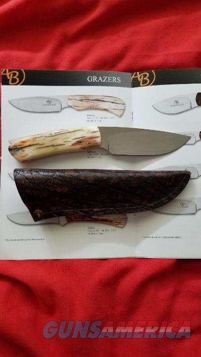 Arnold Bernard knife  Non-Guns > Knives/Swords > Knives > Fixed Blade > Hand Made
