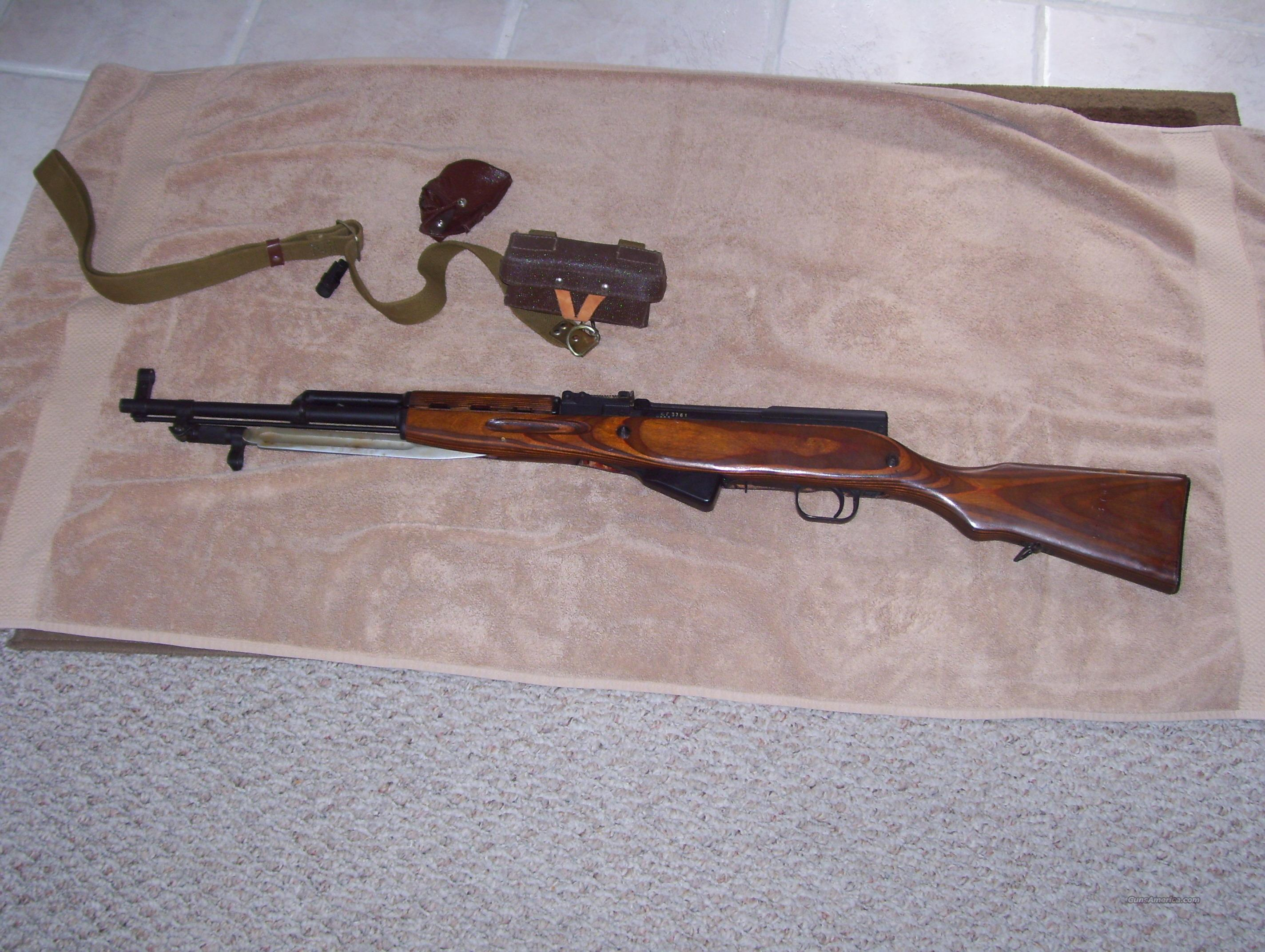 Russian SKS  Guns > Rifles > Military Misc. Rifles Non-US > Other