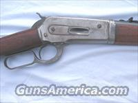 Winchester M-86, .33 Winchester Take Down  Guns > Rifles > Winchester Rifles - Pre-1899 Lever