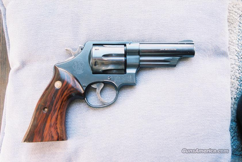 Custom 44 Magnum  Guns > Pistols > Smith & Wesson Revolvers