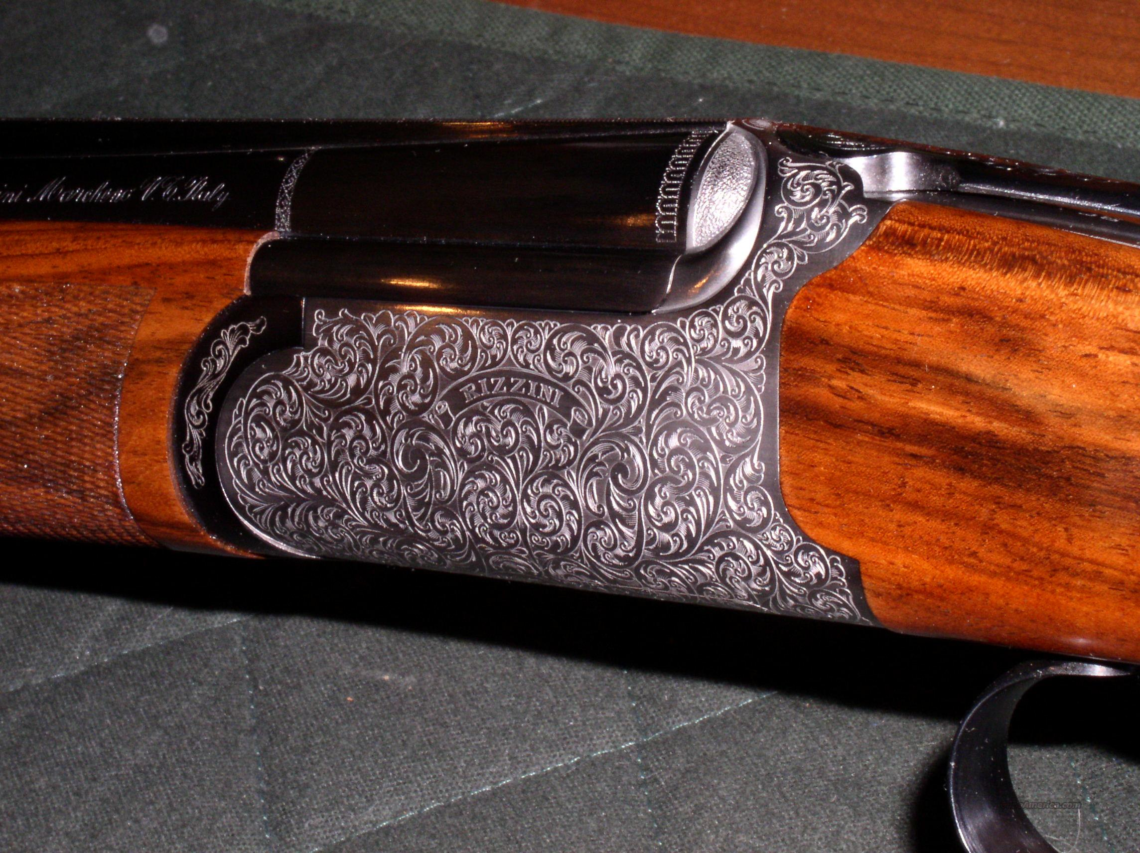 Rizzini Round Body EL Small Action  Guns > Shotguns > Rizzini Shotguns
