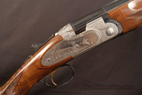Beretta 687 EELL Hand Engraved Model  Guns > Shotguns > Beretta Shotguns > O/U > Hunting