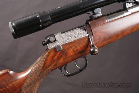 Martin Hagn Custom Oberndorf Mauser Mannlicher 243  Guns > Rifles > Custom Rifles > Bolt Action