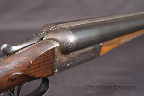Arthur Allan Glasgow Boxlock Fowler  Guns > Shotguns > Double Shotguns (Misc.)  > English