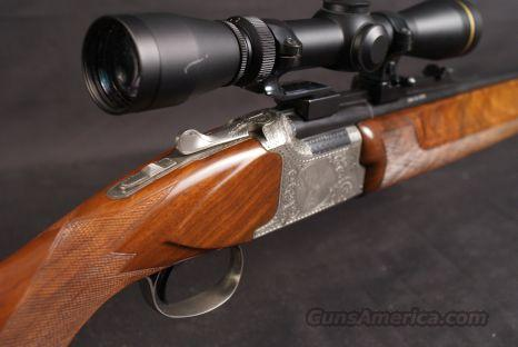 Winchester Grand European .270 Double Rifle  Guns > Rifles > Double Rifles (Misc.)