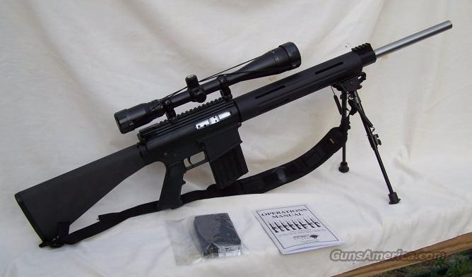 "DPMS LR-308 with 24"" SS heavy barrel  Guns > Rifles > DPMS - Panther Arms > Complete Rifle"