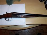 Liege, Beligum made shotgun  Guns > Shotguns > Double Shotguns (Misc.)  > Belgian