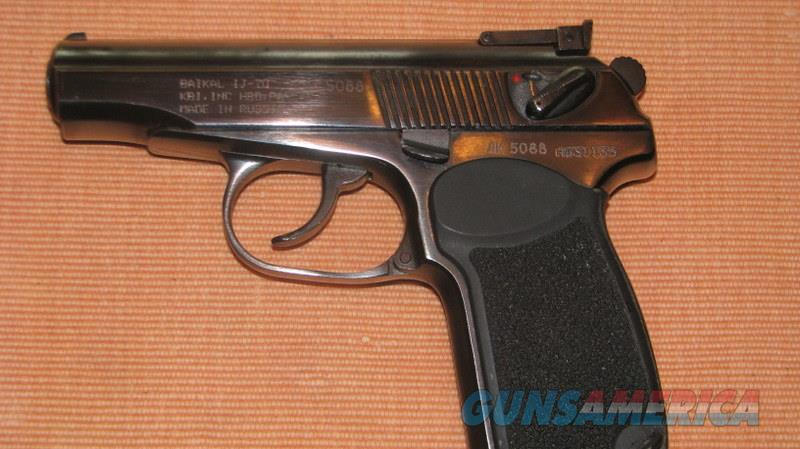 BAIKAL MAKAROV UNFIRED  Guns > Pistols > Military Misc. Pistols Non-US