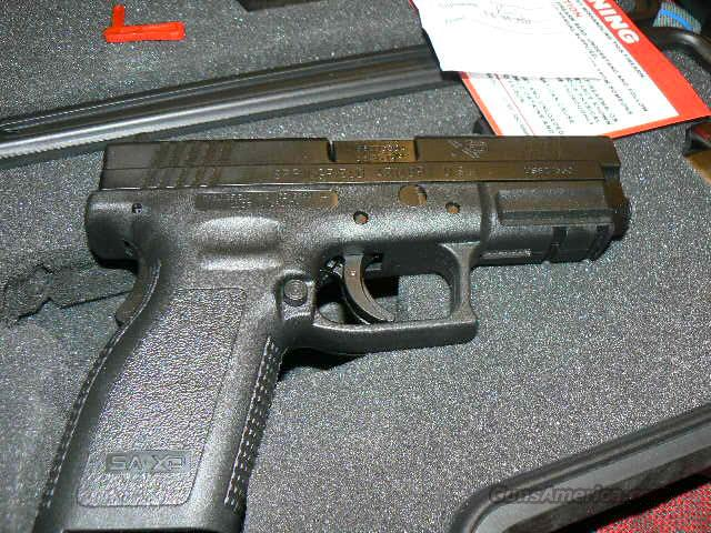 Springfield XD 9mm Package Deal Tactical Gear NIB  Guns > Pistols > Springfield Armory Pistols > XD (eXtreme Duty)