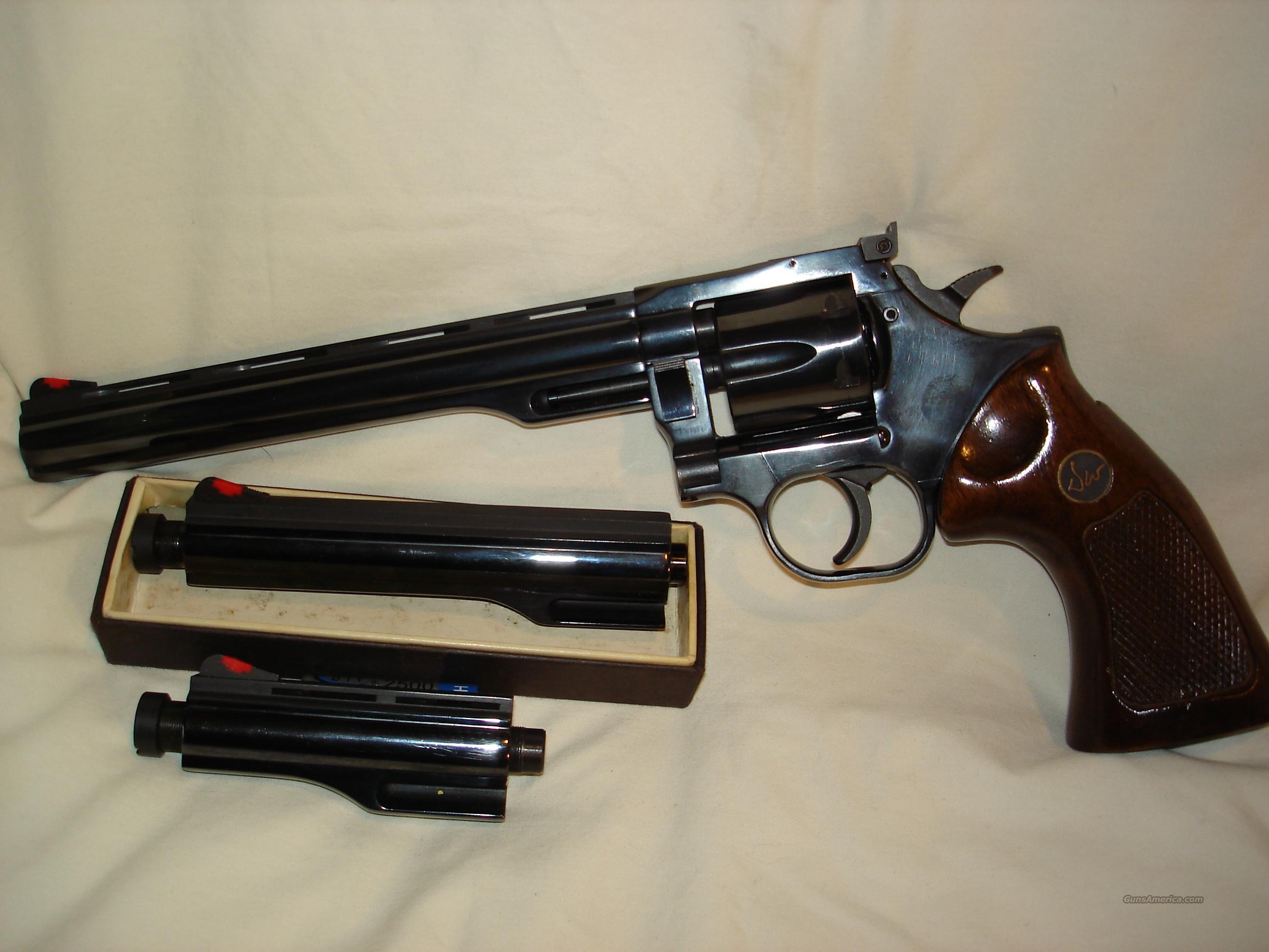 Dan Wesson 22lr Da Sa 6 Shot Revolver 8 Quot 6 Quot 4 Quot For Sale