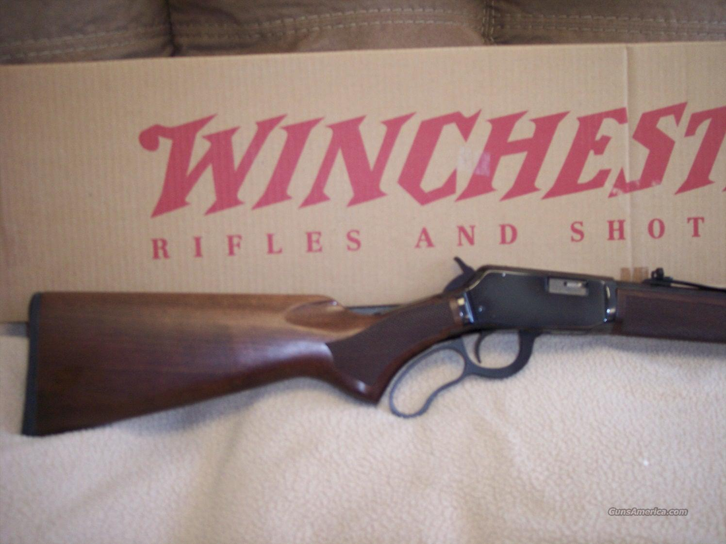 WINCHESTER 9422 LEGACY  Guns > Rifles > Winchester Rifles - Modern Lever > Model 94 > Post-64
