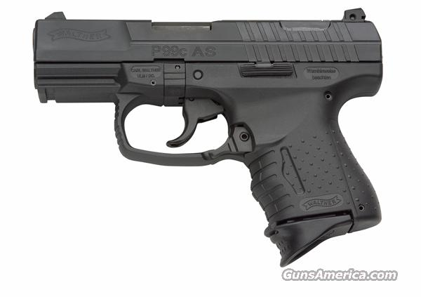 Walther P99 Compact AS 9mm  Guns > Pistols > Walther Pistols > Post WWII > Large Frame Autos